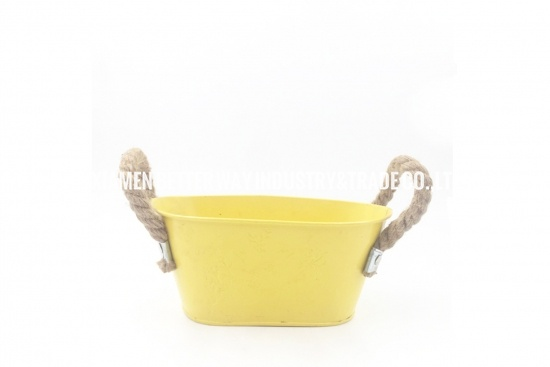 galvanized pail bucket